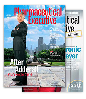 Pharmaceutical Executive Magazine